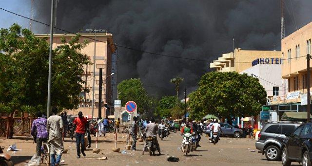Attaque au Burkina Faso