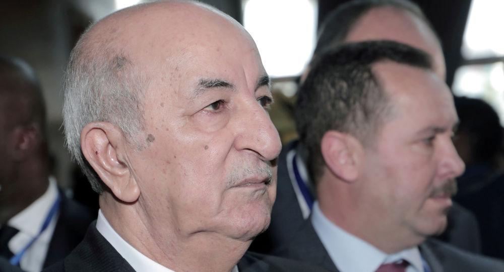 Le Président algérien se rendra en Russie sur l'invitation de Poutine