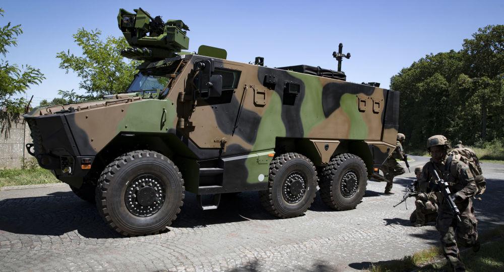 L'armée française se doterait de blindés hybrides d'ici 2024
