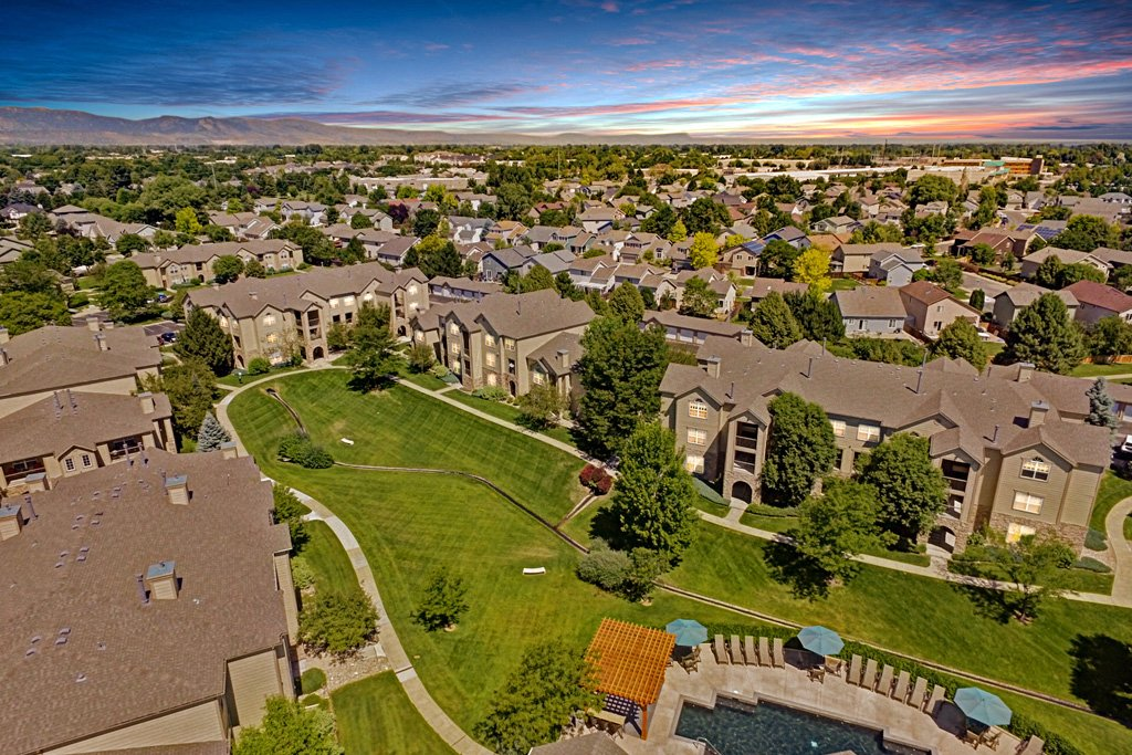luxury apartments in fort collins co