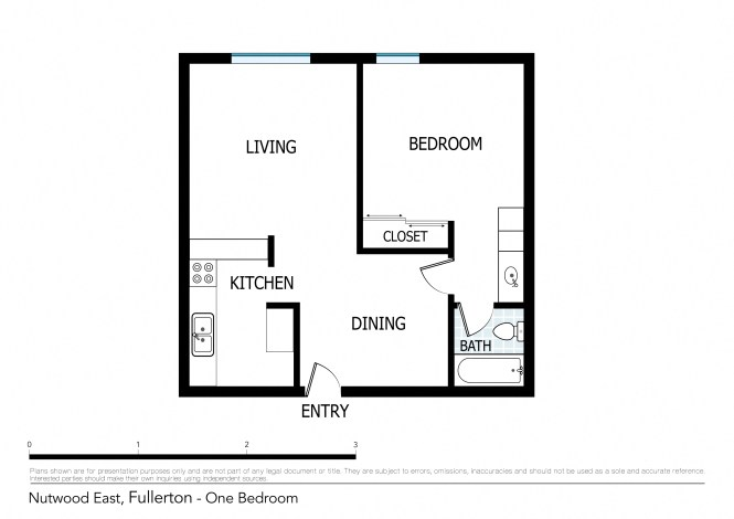 Floor Plans Of Nutwood East Apartments