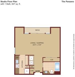la jolla crossroads* apartments, 9085 judicial drive, san diego