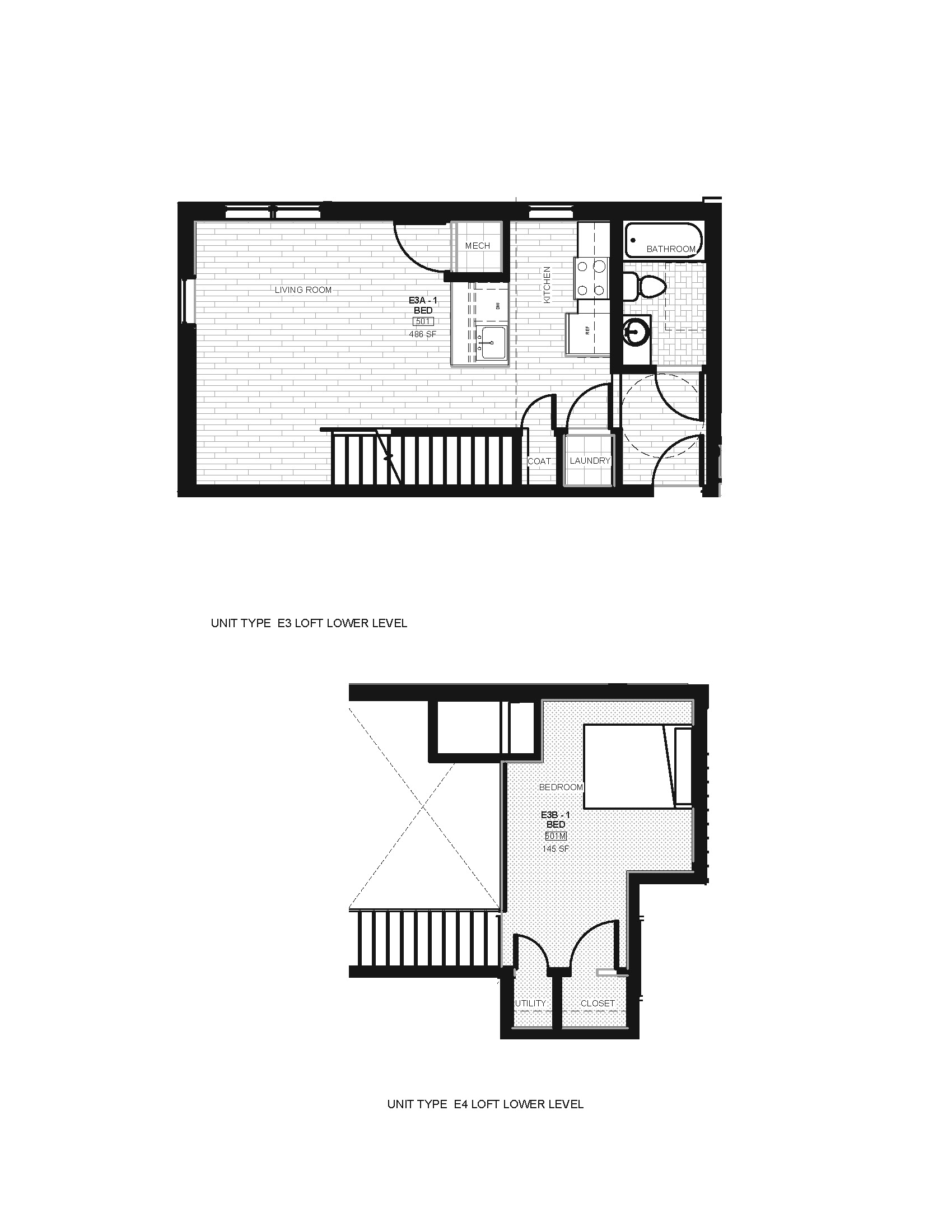 Floor Plans Of Franklin Lofts Amp Flats In Baltimore Md