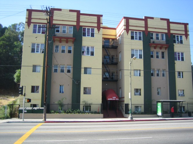 Silver Lake Towers Apartments In Los