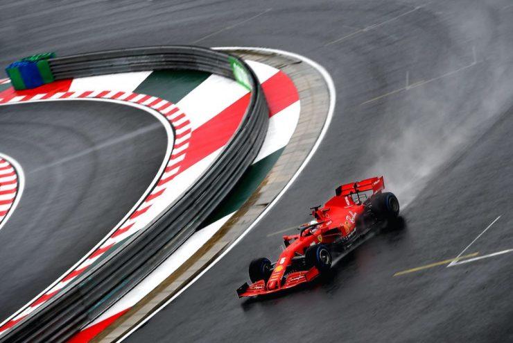 Vettel, GP da Hungria 2020