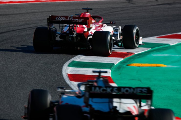 Alfa Romeo, Haas, GP da Toscana 2020,