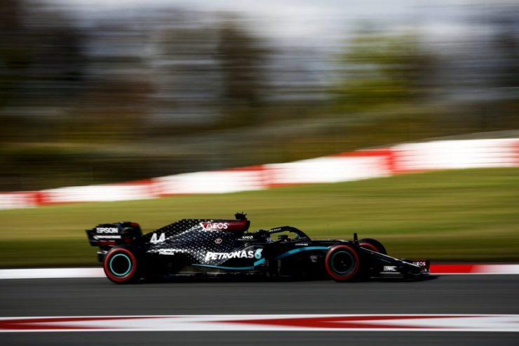Hamilton busca o recorde de vitórias na Alemanha