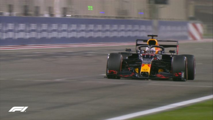 Max Verstappen, GP do Bahrein 2021,