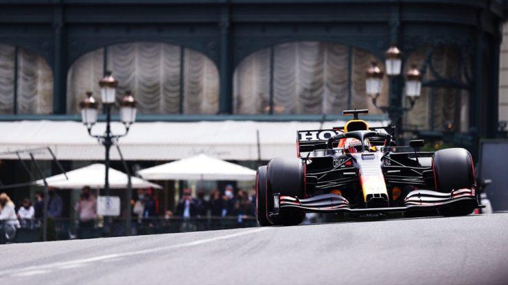 Max Verstappen, Red Bull, GP de Mônaco 2021