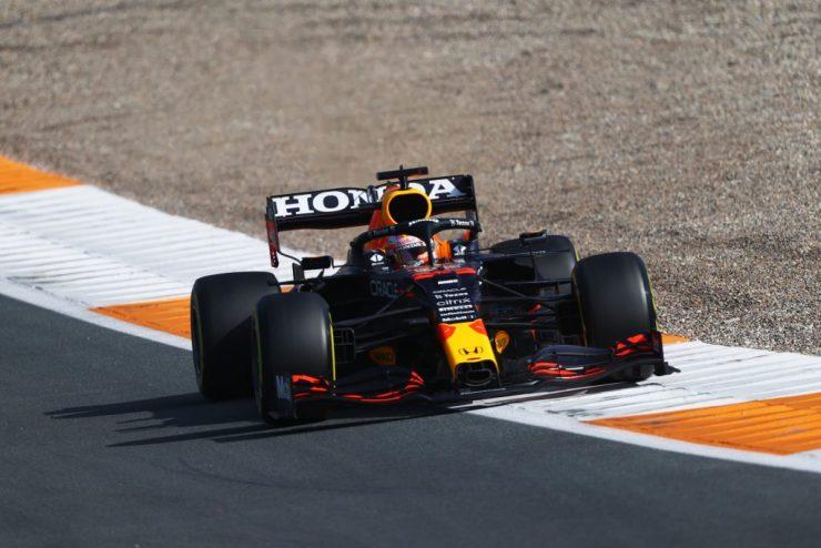 GP da Holanda 2021, Max Verstappen,