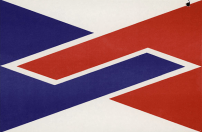 This design was meant to show unity between English and French Canada.