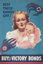 Despite the introduction of women in the army, protecting women, mothers, and children continued to pop up every now and then.