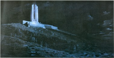 Ghosts of Vimy Ridge - William Longstaff