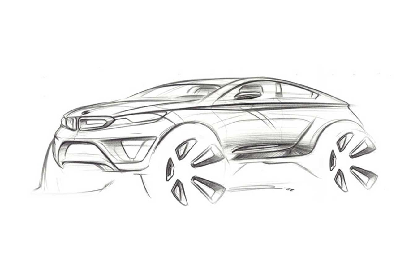 Bmw Readying New X1 Based X2 Suv Coupe