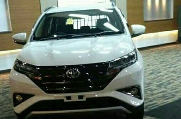 Next Gen Toyota Rush Leaked Ahead Of Official Unveil Gets