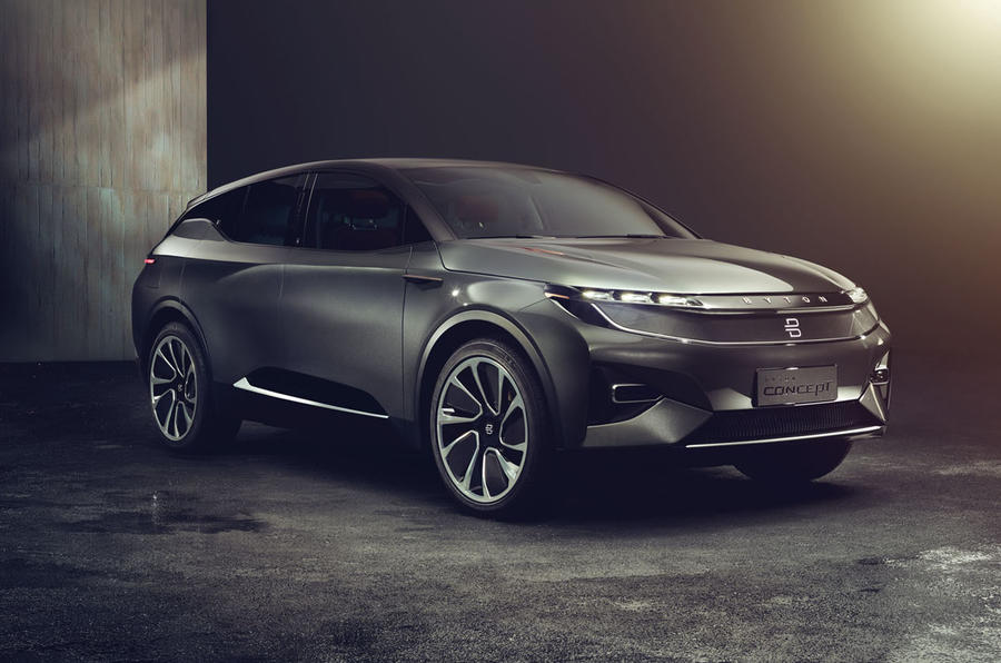 Using a kona electric and a kona 1.6t, we devised a series of tests to see if average americans could rely on an electric car as their sole mode of transit. Chinese start-up Byton unveils full-electric Concept SUV