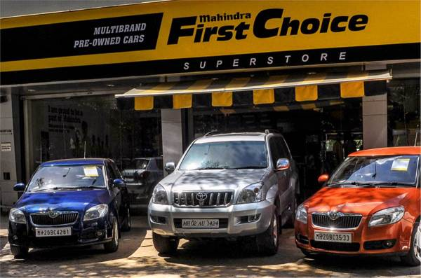 Mahindra First Choice Services to become subsidiary of TVS ...