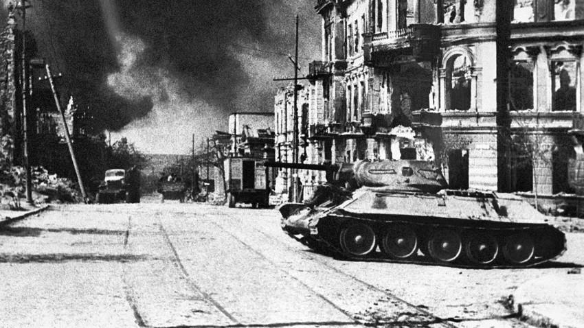 Tres armas que influyeron de forma destacada en el triunfo soviético en la Gran  Guerra Patriótica - Russia Beyond ES