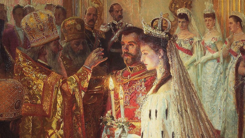 5 Artworks From The Romanovs Exhibition In Buckingham Palace Russia Beyond