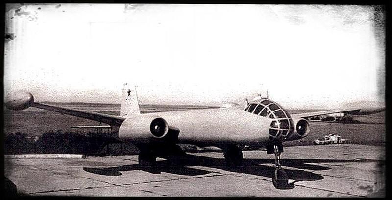 Junkers OKB-1 EF 140-R, finales de 1949