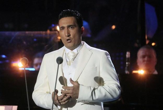 Russian tenor Najmiddin Mavlyanov