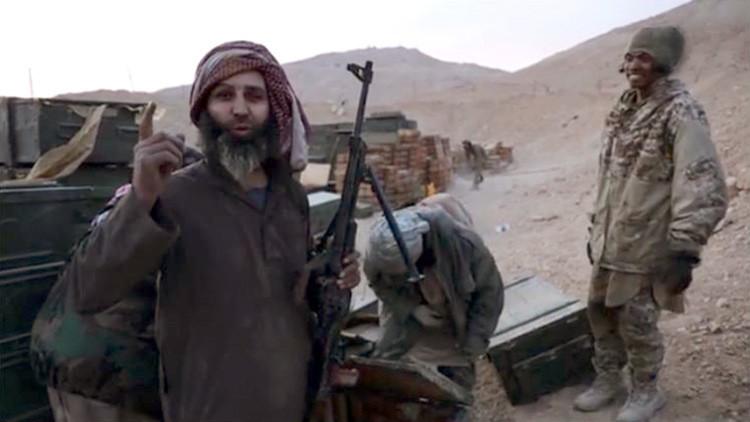 Resultado de imagen para Fuerzas sirias abaten a 2 terroristas y capturan a otros 2 en combates cerca de Palmira