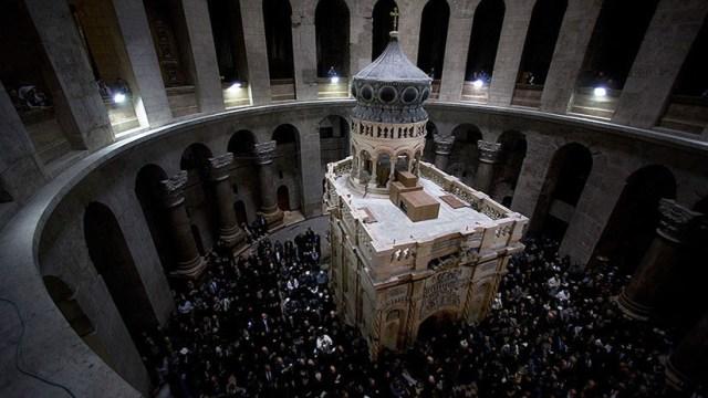 Científicos revelan la edad de la tumba de Cristo