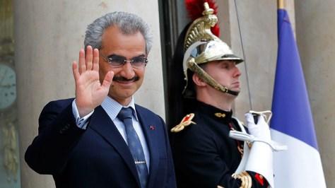 Trasladan a prisión a un príncipe saudí tras negarse a pagar 6.000 millones de dólares