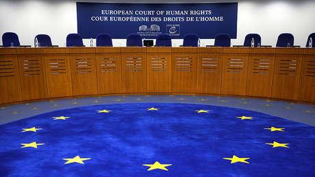 Tribunal Europeo de Derechos Humanos en Estrasburgo, Francia.