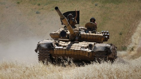 Rusia: El Frente Al Nusra intenta crear una autonomía en Siria con la ayuda de EE.UU.