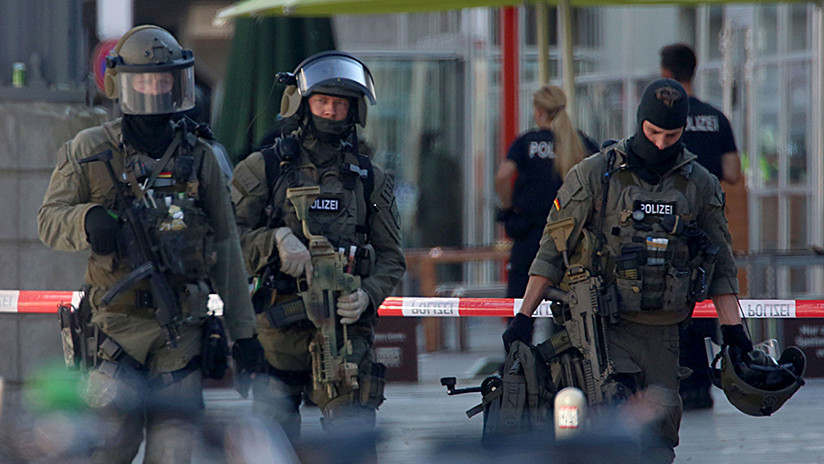 They foil radical conspiracy in the German Army, aimed at mass murder of politicians