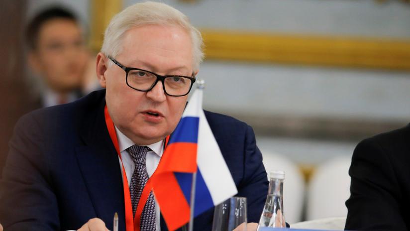 """Vicecanciller ruso: """"Rusia seguirá cooperando con Venezuela en sectores de energía y defensa pese a la presión de EE.UU."""""""