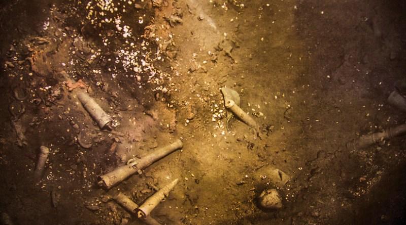 La Justicia de Colombia ordena el embargo del tesoro encontrado en el galeón español San José