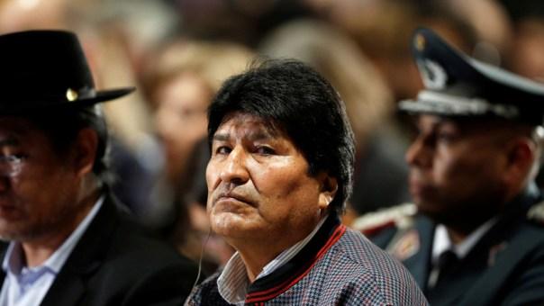 """Evo Morales: """"Nuevamente fracasó Trump en su ofensiva golpista"""""""