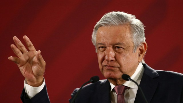López Obrador anuncia la creación de un instituto para