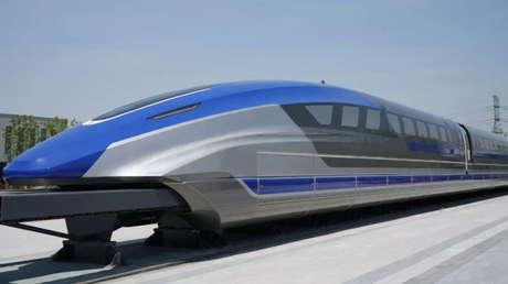 El tren podrá alcanzar los 600 kilómetros por hora.