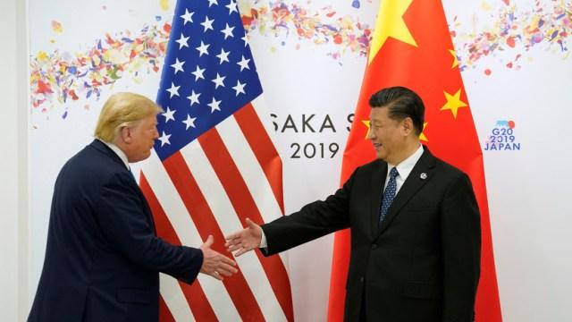 Trump y Xi Jinping inician el diálogo en la cumbre del G20 en medio de la guerra arancelaria