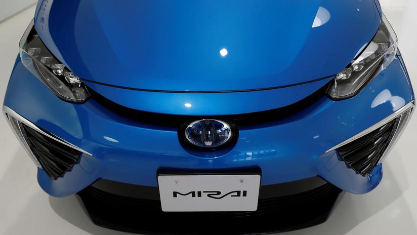 Toyota se prepara para lanzar el auto de motor de hidrógeno Mirai de próxima generación
