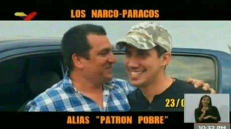 Jonathan Orlando Zambrano García, alias 'Patrón', quien presuntamente pertenece a 'Los Rastrojos'.