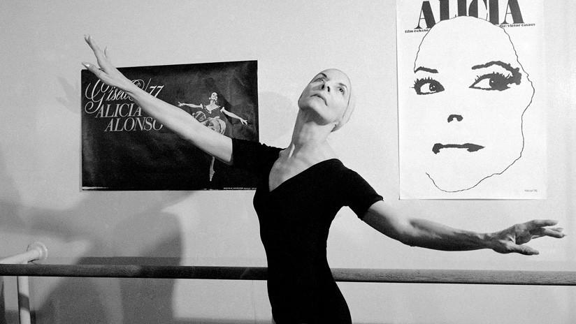 Muere Alicia Alonso, leyenda de la danza cubana, a los 98 años