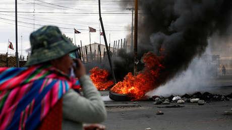 Aumentan a nueve los fallecidos en Bolivia tras represión policial en planta de hidrocarburos de Senkata