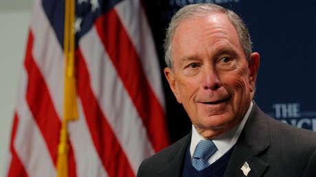 Más rico que Trump y empeñado en derrotarlo: Bloomberg va a por los votos de los descontentos con el presidente