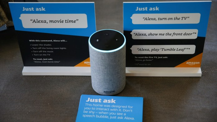 'Alexa, are you listening to us?': Silicon Valley may be aware of your most intimate moments