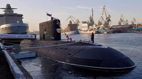 Dos rumbos opuestos: por qué el último submarino ruso no se parece a ninguno de la Armada de EE.UU.