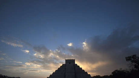 Hallan un palacio maya en una zona arqueológica en el sureste de México