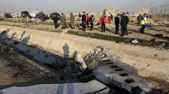 """""""Desearía estar dentro de ese avión"""": Comandante iraní expresa su pesar por el derribo del Boeing ucraniano"""