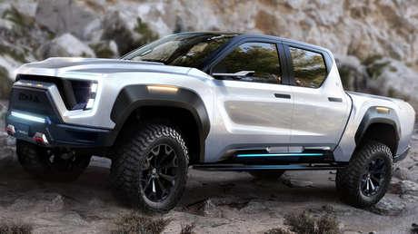 FOTOS: Presentan una camioneta eléctrica de hidrógeno con una autonomía de casi 1.000 kilómetros, potencial rival de la Cybertruck
