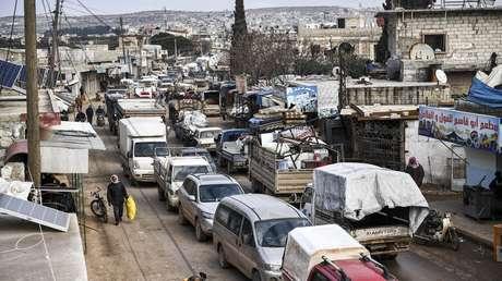 Escalada de tensiones entre Siria, Turquía y Rusia: ¿Qué está pasando en Idlib?