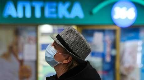 Rusia introduce el estado de alerta máxima en todo el país por el coronavirus