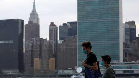 Nueva York supera los 10.000 casos de infectados por coronavirus